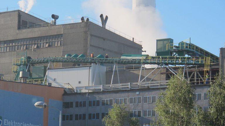 Promecon, Poland, Electro Cieblownia Bialystok Raumaster Conveyor